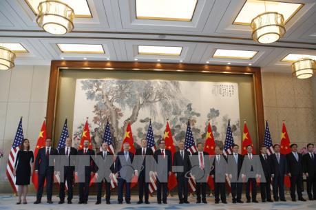 """Chiến tranh thương mại Mỹ-Trung: Washington không chấp nhận """"lời hứa suông"""""""