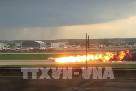 Vụ cháy máy bay tại Nga: Phi công tiết lộ nguyên nhân