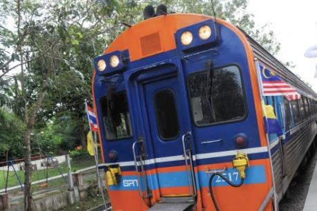 Thái Lan muốn khôi phục tuyến đường sắt xuyên biên giới với Malaysia