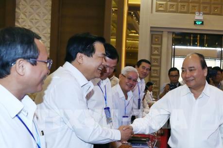 Thủ tướng Nguyễn Xuân Phúc chủ trì Hội nghị phát triển vùng kinh tế trọng điểm phía Nam