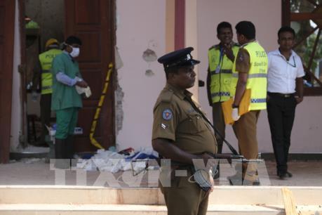 Sri Lanka siết chặt an ninh tại Negombo