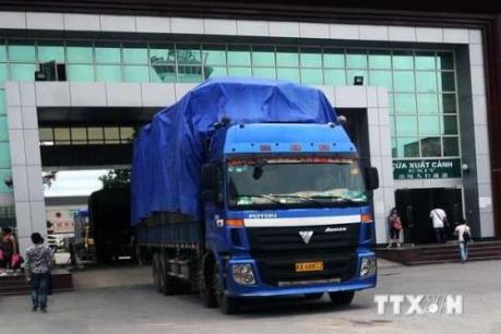 Quảng Ninh thu phí xuất nhập cảnh bằng biên lai điện tử từ hôm nay