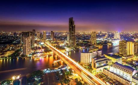 Trung Quốc và Nhật Bản sẽ tham gia phát triển thành phố thông minh ở Thái Lan