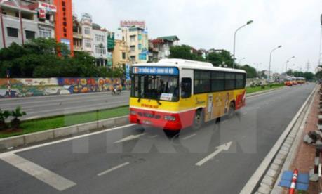 Hà Nội mở tuyến xe buýt chất lượng cao Hà Đông - sân bay Nội Bài