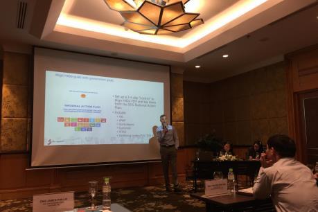 Thúc đẩy xanh hóa ngành dệt may Việt Nam