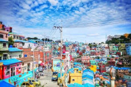 Hạt Buan phía Nam Hàn Quốc - điểm đến ưa thích của khách du lịch