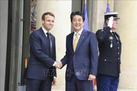 Sự tái cân bằng đáng hoan nghênh trong quan hệ Pháp - Nhật