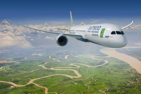 Bamboo Airways tăng gấp đôi số chuyến khứ hồi Hà Nội-TP Hồ Chí Minh
