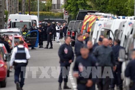 Cảnh sát Pháp bắt giữ thủ phạm bắt cóc con tin