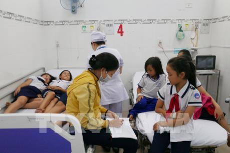 Ninh Thuận đã xác định được nguyên nhân khiến 37 học sinh tiểu học ngộ độc