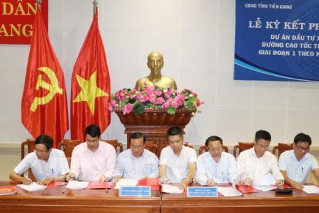 Bước tiến mới trong đầu tư xây dựng cao tốc Trung Lương – Mỹ Thuận
