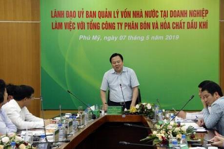 Ủy ban Quản lý vốn Nhà nước sẽ kiến nghị về thuế VAT cho phân bón