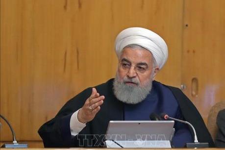 """Iran sẽ """"thu hẹp"""" các cam kết trong thỏa thuận hạt nhân"""