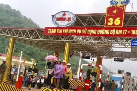 Bộ Giao thông Vận tải yêu cầu xử nghiêm đối tượng gây rối tại trạm BOT Hòa Lạc - Hòa Bình