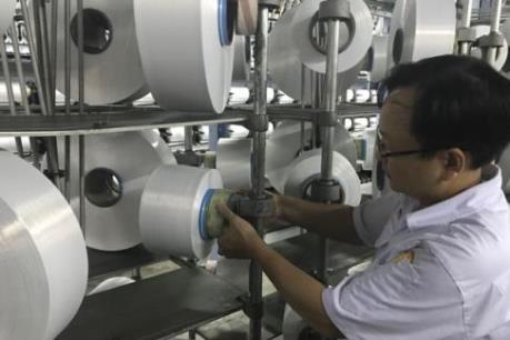 Nhà máy xơ sợi Đình Vũ nâng công suất lên 900 tấn sợi DTY