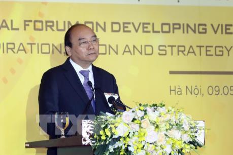 Thủ tướng: Doanh nghiệp công nghệ là bản lề cho sự phát triển kinh tế-xã hội
