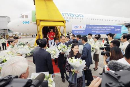 Bamboo Airways chính thức khai trương 3 đường bay từ Hải Phòng