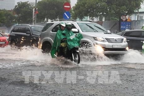 Dự báo thời tiết: Đợt mưa lớn ở vùng núi Bắc Bộ khả năng kéo dài từ đêm 19 đến 25/7