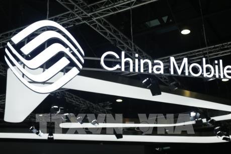 """Trung Quốc chỉ trích Mỹ về """"sự đàn áp vô lý"""" đối với China Mobile"""
