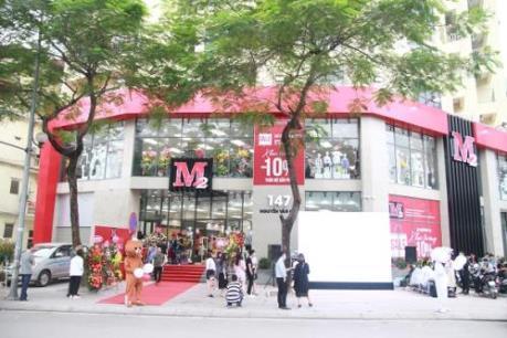M2 cán mốc 21 cửa hàng trên toàn quốc
