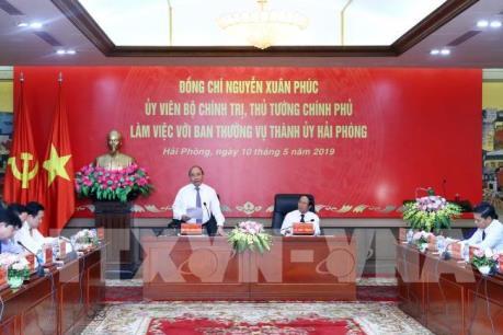 Thủ tướng: Hải Phòng phải là một trong những thành phố đi đầu trong nền kinh tế số