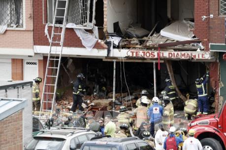 Hơn 30 người thương vong trong vụ nổ nhà máy thuốc súng
