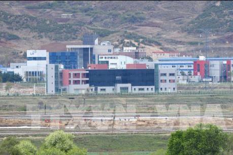 Triều Tiên kêu gọi Hàn Quốc mở lại khu công nghiệp Kaesong