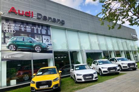 Audi Việt Nam đồng hành cùng giải IRONMAN 70.3
