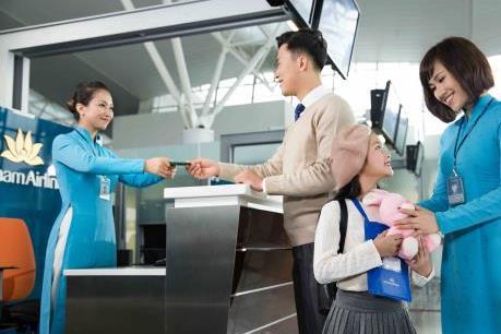 Vietnam Airlines khai thác đường bay Hà Nội – Đồng Hới phục vụ cao điểm Hè