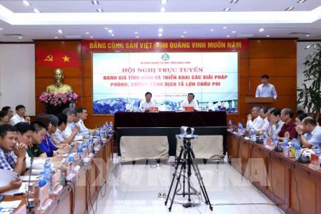 Phó Thủ tướng Trịnh Đình Dũng: Giám sát, tiêu hủy triệt để lợn bệnh