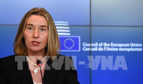 EU ủng hộ thỏa thuận hạt nhân Iran bằng mọi công cụ