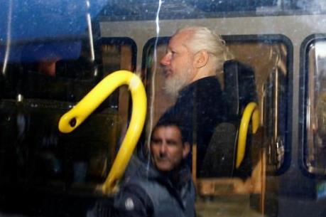 Thụy Điển mở lại cuộc điều tra nhà sáng lập WikiLeaks