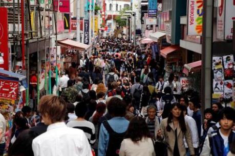 """Kinh tế Nhật Bản đang """"suy yếu đi"""" trong hơn 6 năm qua"""