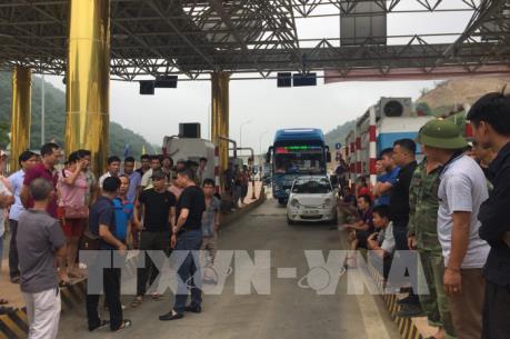 Tháo gỡ vướng mắc thu phí dịch vụ tuyến đường Hòa Lạc – Hòa Bình