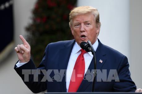Tổng thống Mỹ cảnh báo Trung Quốc không nên đáp trả quyết định của Washington