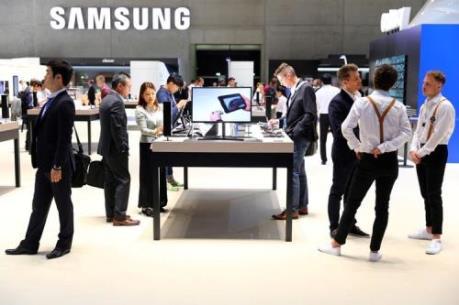 Bảng cân đối tiền mặt của Samsung vẫn ở mức cao