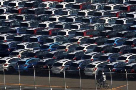 """Ngành ô tô Nhật """"nín thở"""" dõi theo cuộc đàm phán thương mại Tokyo và Washington"""