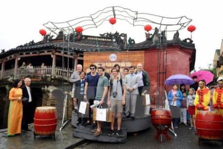 Hội An sẽ hạn chế lượng khách tham quan Chùa Cầu nhằm chống quá tải