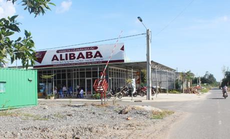 Cảnh báo CTCP địa ốc Alibaba rao bán đất nền không đúng sự thật
