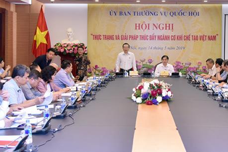 Đề xuất sửa Chiến lược phát triển cơ khí Việt Nam