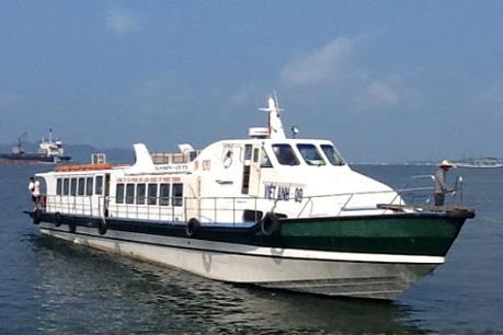 Áp dụng giá ưu đãi vé tàu cao tốc cho người dân đảo Cô Tô