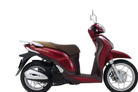 Honda Việt Nam bổ sung màu mới cho phiên bản CBS SH Mode