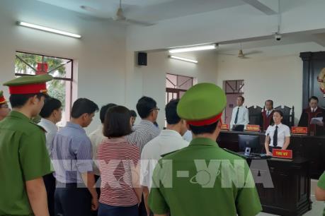 Xét xử sơ thẩm vụ án liên quan CTCP bọc ống dầu khí Việt Nam