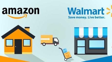 """Walmart """"đua"""" với Amazon ở dịch vụ giao hàng trong ngày miễn phí"""