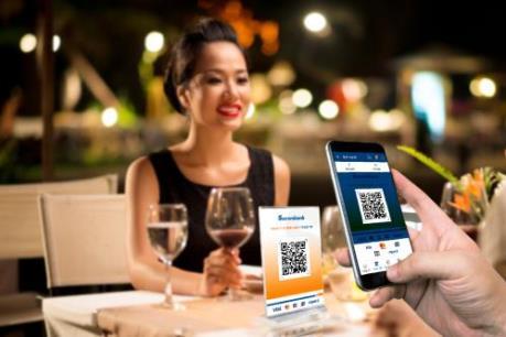 Sacombank dẫn đầu mạng lưới chấp nhận công nghệ thanh toán không tiếp xúc