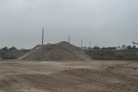 Xem xét thu hồi chủ trương cấp phép khai thác cát của Công ty Đông Bắc A