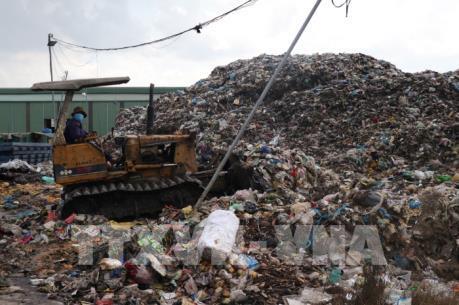 Khắc phục ô nhiễm môi trường khu vực Nhà máy xử lý rác thải Bến Tre