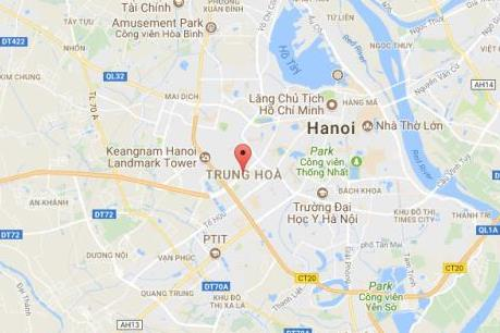Quy hoạch đất chi tiết phường Trung Hòa, Cầu Giấy, Hà Nội