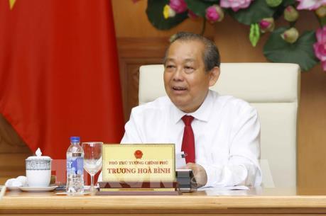 Phó Thủ tướng Trương Hòa Bình yêu cầu làm rõ phản ánh của báo chí