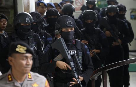 Indonesia ngăn chặn âm mưu tấn công dịp công bố kết quả bầu cử